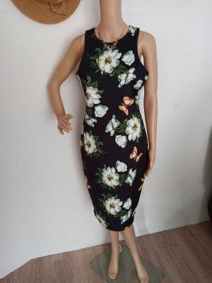Izabel London Kleid geblümt 40 neu
