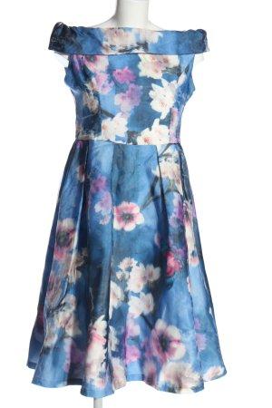 Izabel London schulterfreies Kleid