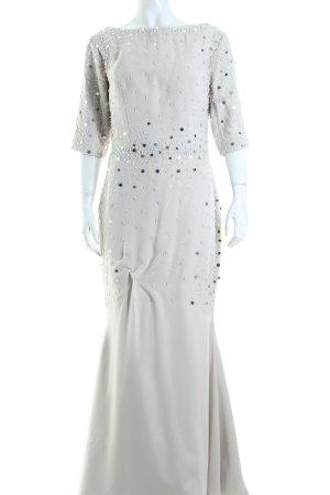 IZIDRESS Abendkleid hellbeige Elegant
