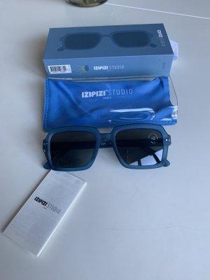Izipizi Gafas Retro azul aciano