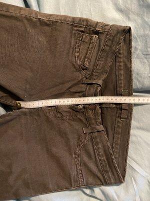J brand Slim Jeans dark green-olive green