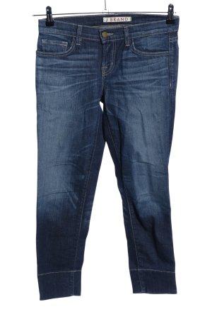 J brand Jeans a 3/4 blu stile casual