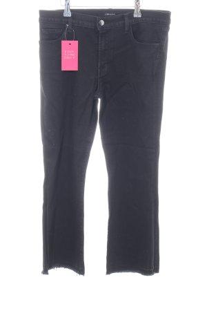 J brand 3/4 Jeans schwarz Casual-Look
