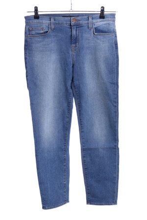 J brand Vaquero 7/8 azul look casual