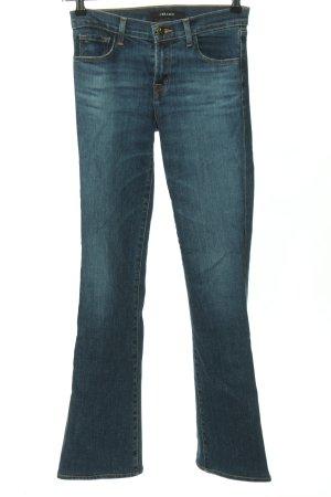 J brand Jeans bootcut bleu style décontracté