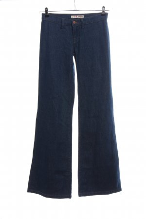 J brand Jeansy o kroju boot cut niebieski W stylu casual