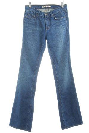 J brand Boot Cut Jeans blau Jeans-Optik
