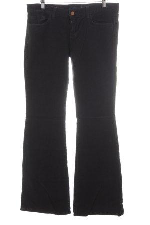 J brand Boot Cut Jeans schwarz schlichter Stil