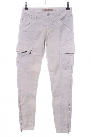 J brand Pantalon cargo gris clair style décontracté