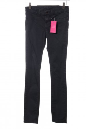 J brand Chinohose schwarz Business-Look