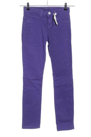 J brand Five-Pocket-Hose lila Casual-Look