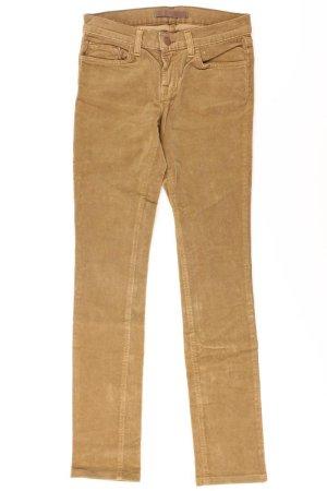 J Brand Five-Pocket-Hose Größe W25 braun aus Baumwolle