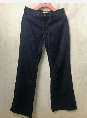 J brand Jeans flare bleu
