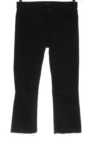 J brand High Waist Jeans schwarz Casual-Look