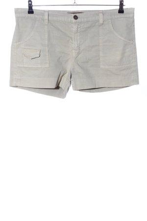 J brand Hot Pants hellgrau Casual-Look