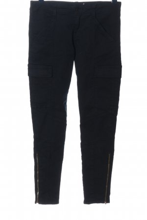 J brand Jeansy biodrówki czarny W stylu casual
