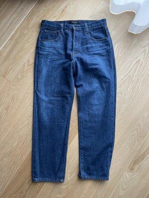 J brand Straight Leg Jeans dark blue