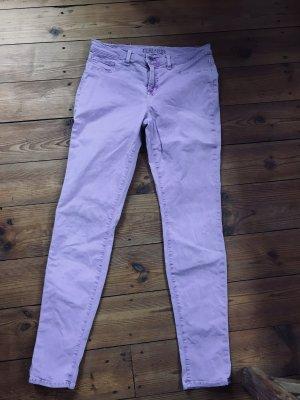 J brand Jeans cigarette violet