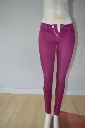 J Brand Jeans, Gr. 25 aubergine