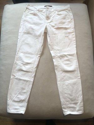 J brand Slim jeans wit