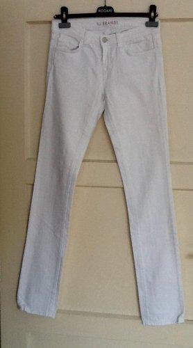 J brand Jeans slim blanc