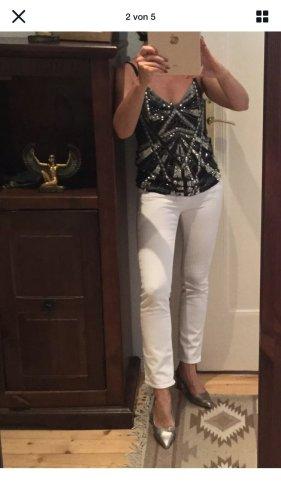 J Brand Jeans weiß gr 26