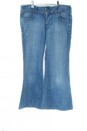 J brand Jeansschlaghose blau Casual-Look