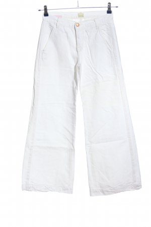 J brand Denim Flares white casual look