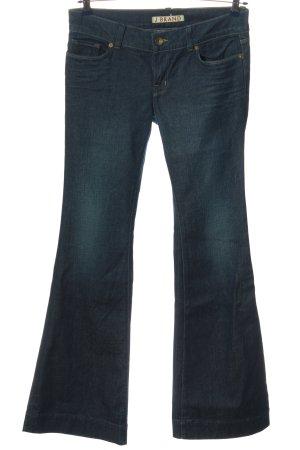 J brand Jeans flare bleu style décontracté