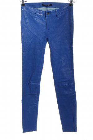 J brand Leather Trousers blue casual look