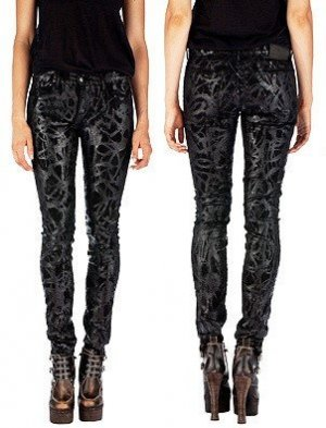 J Brand / Proenza Schouler Skinny Jeans Gr. 25 schwarz NP ca. 700,-€ !!