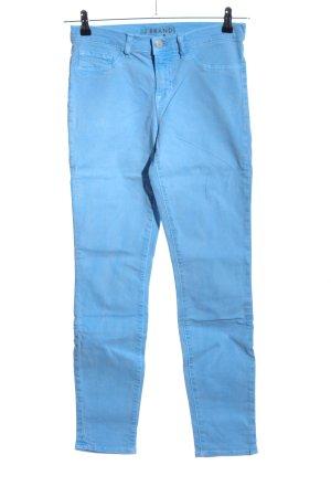 J brand Röhrenhose blau Casual-Look