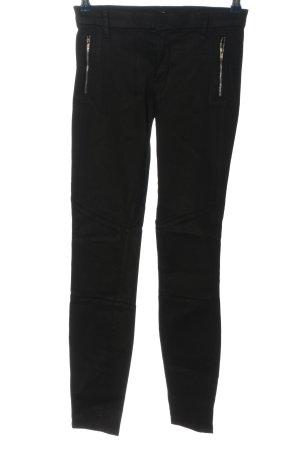 J brand Pantalón de tubo negro look casual