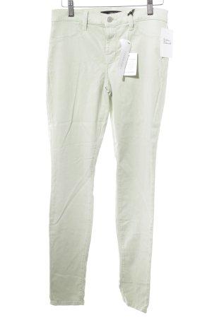 J brand Röhrenhose blassgrün Casual-Look
