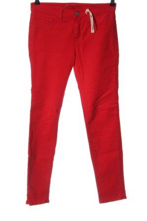J brand Röhrenhose rot Casual-Look