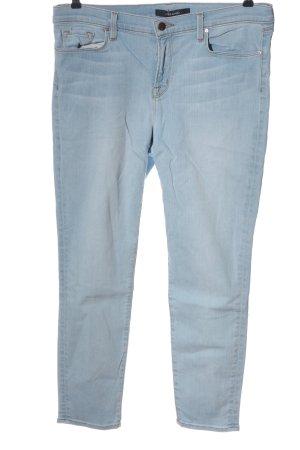 J brand Jeans cigarette bleu style décontracté