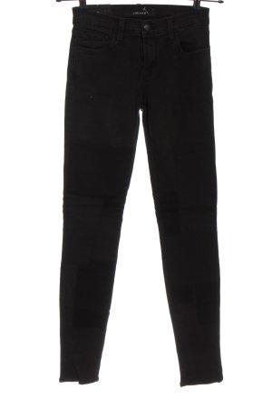 J brand Jeans a sigaretta nero stile casual