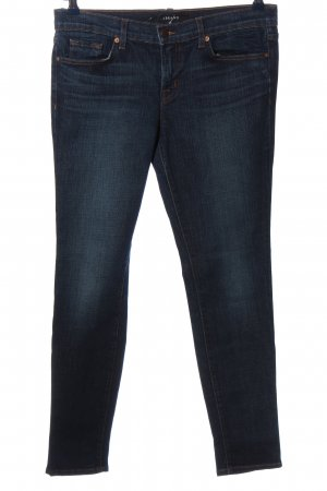 J brand Röhrenjeans blau Street-Fashion-Look