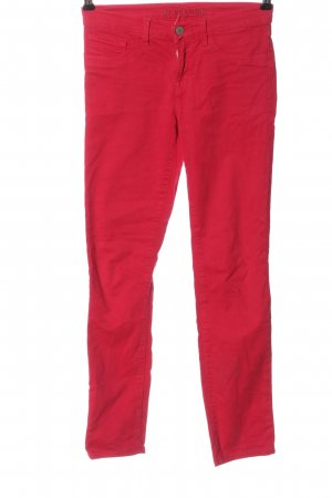 J brand Tube Jeans red casual look