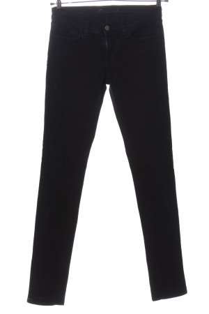 J brand Tube Jeans black casual look