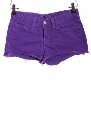 J brand Shorts lila Casual-Look