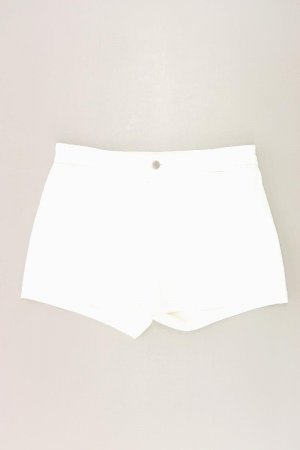 J brand Short blanc cassé