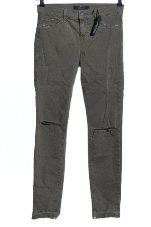 J brand Skinny Jeans khaki Casual-Look