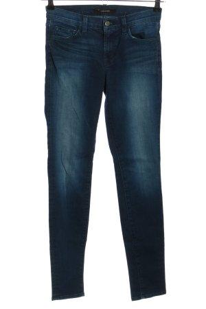 J brand Jeans skinny blu stile casual