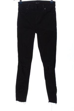 J brand Jeans skinny noir style décontracté