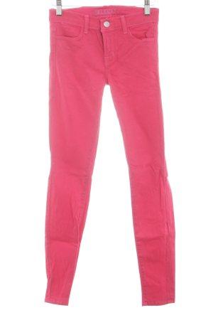 J brand Jeans skinny rosa stile casual