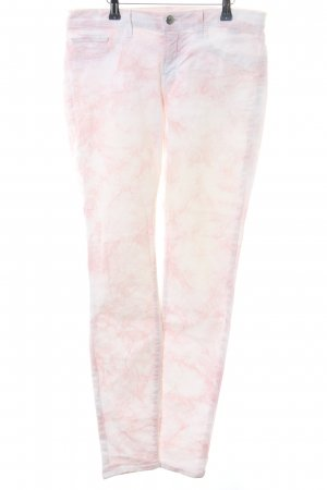 J brand Skinny Jeans creme Allover-Druck Casual-Look