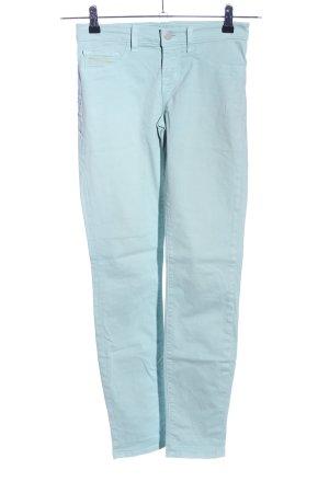 J brand Skinny Jeans türkis Casual-Look