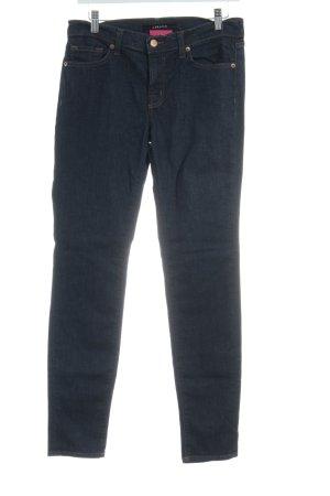 J brand Skinny Jeans dunkelblau Jeans-Optik