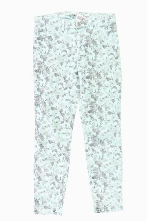 J brand Jeans skinny turchese Cotone